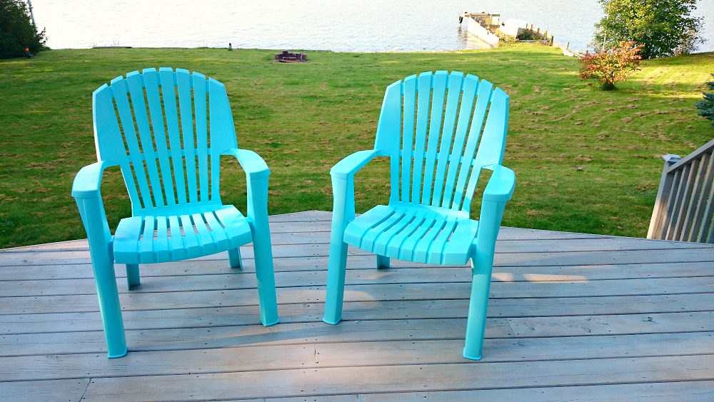 Pleasing How To Spray Paint Plastic Lawn Chairs Dans Le Lakehouse Download Free Architecture Designs Embacsunscenecom