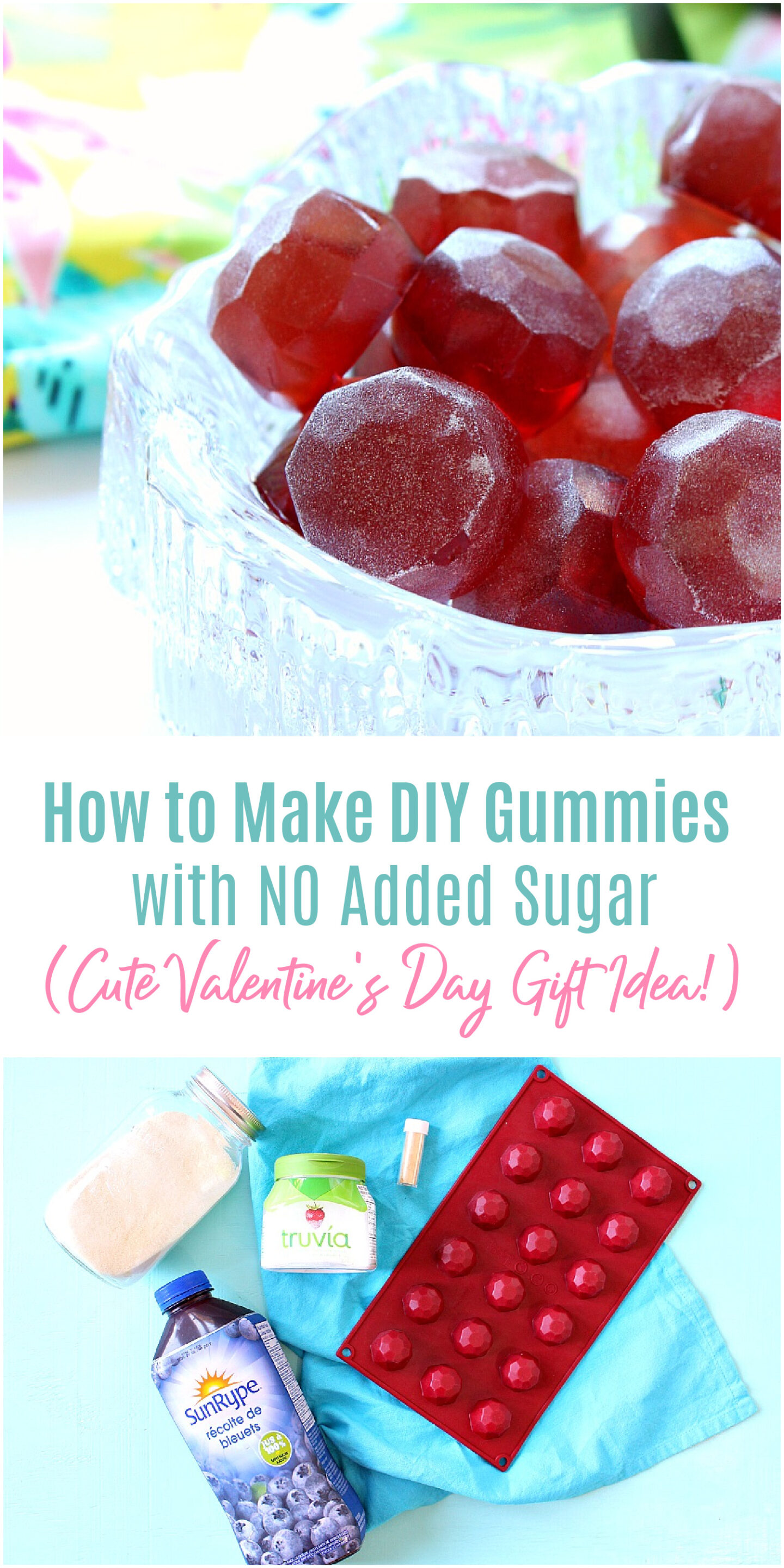 How to Make DIY Gummies with NO Added Sugar