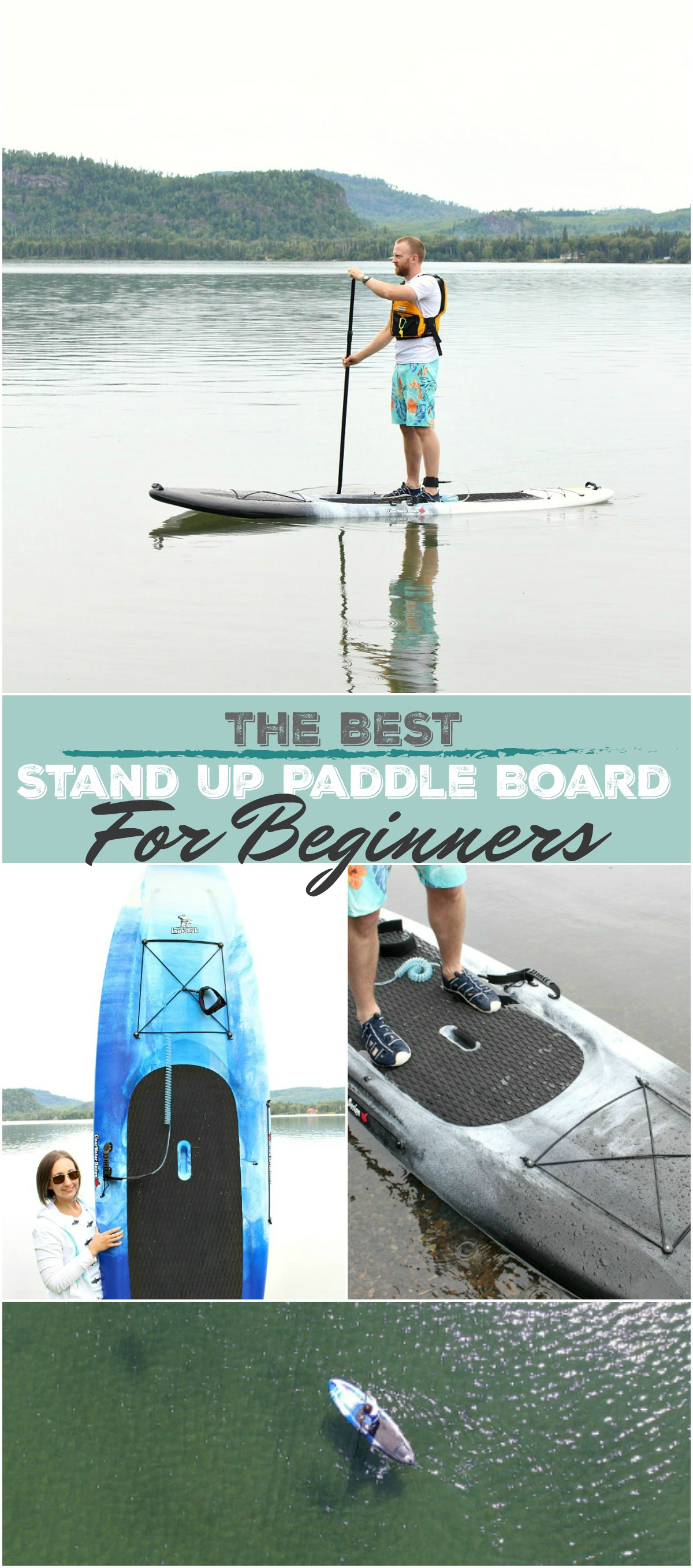 Best Stand Up Paddle Board for Beginners