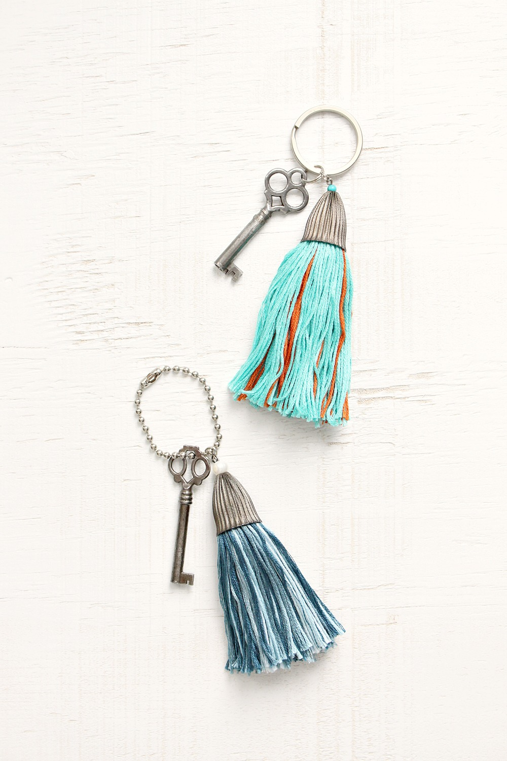 DIy Tassel Purse Fob