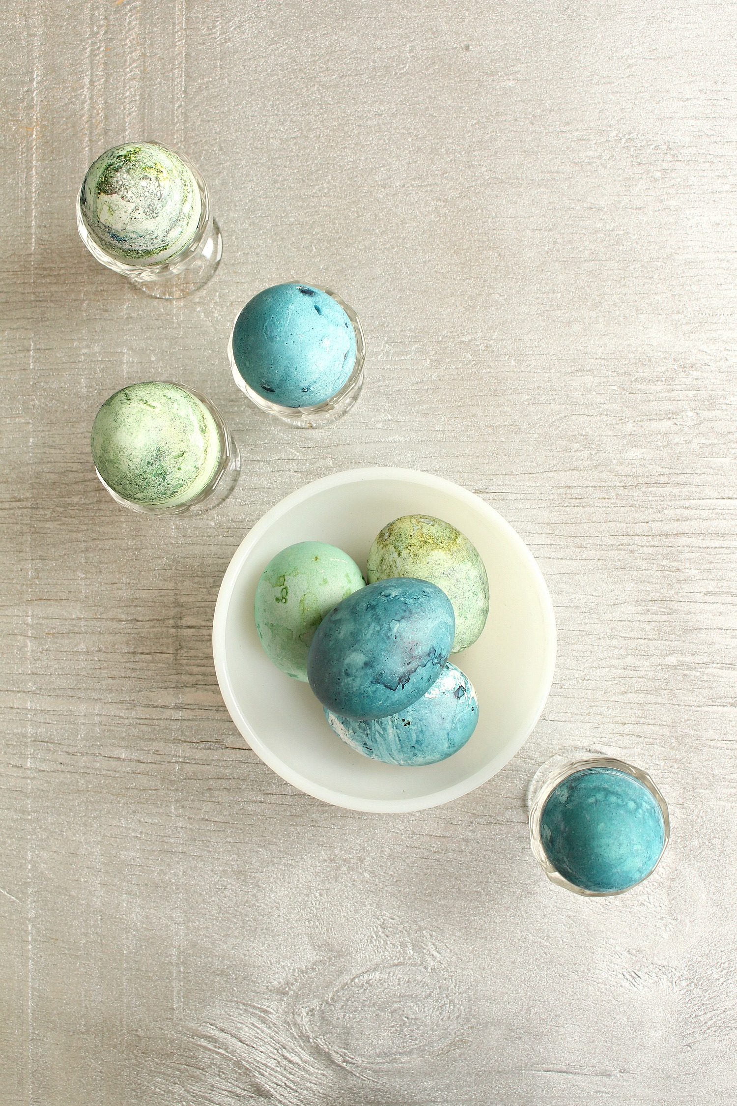 Beachy Easter Egg DIY