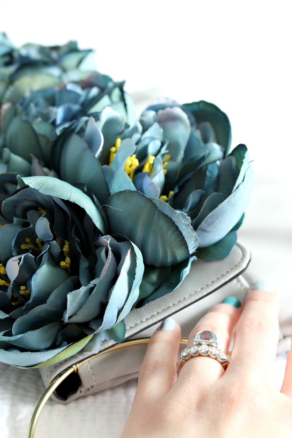 Faux Flower DIY Project Idea