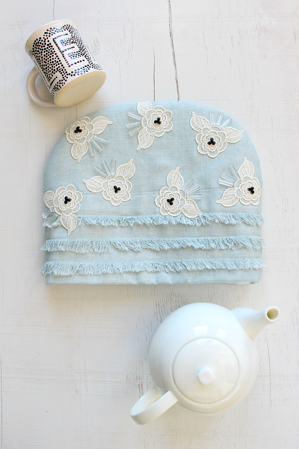 Tea Cozy Sewing Tutorial