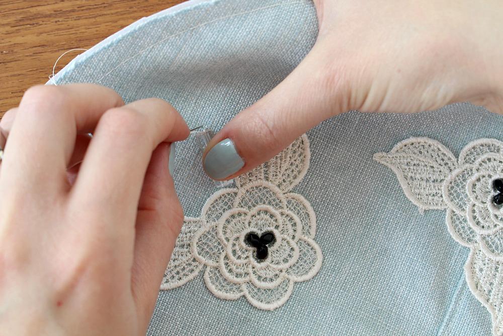 Beading Fabric