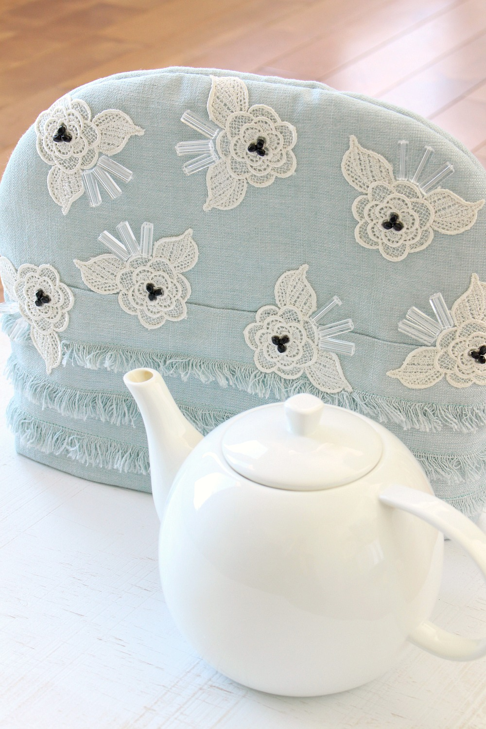 Embellished Tea Cozy