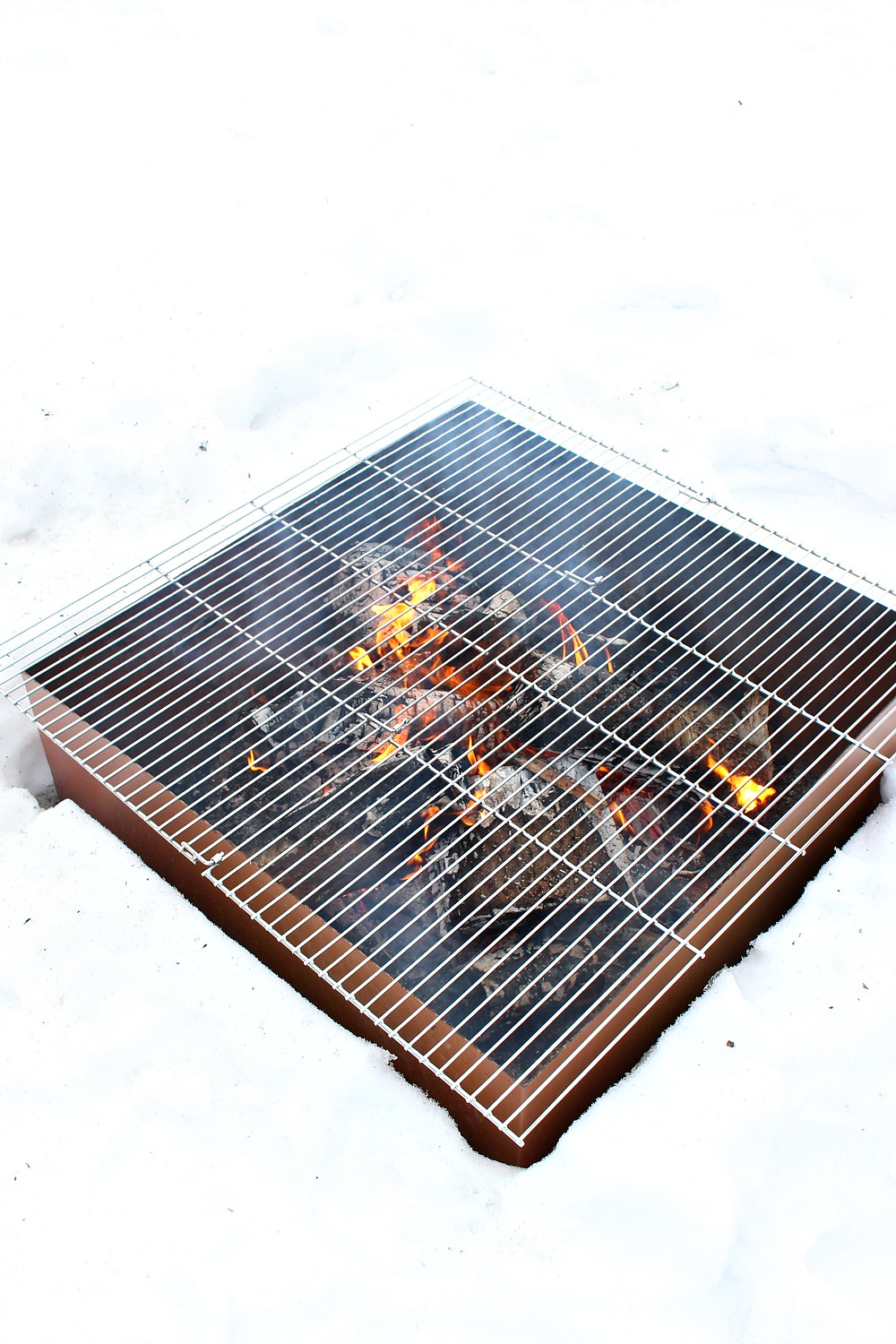 Cooking Grate for Firepit