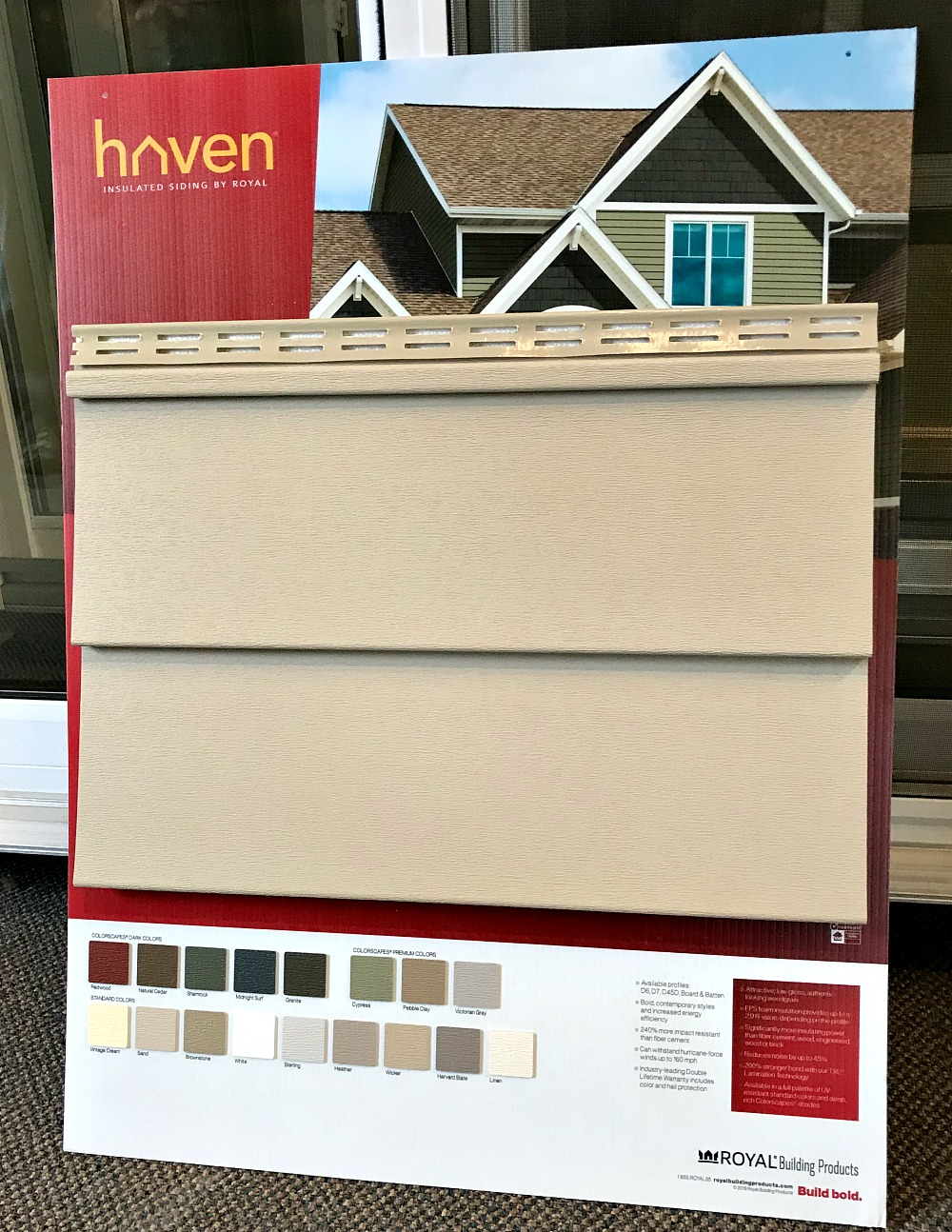 Modern Vinyl Siding Options