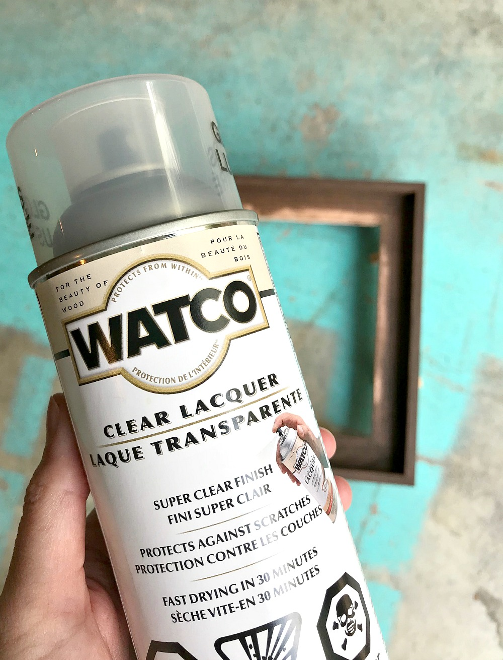 Watco Clear Lacquer Product Review
