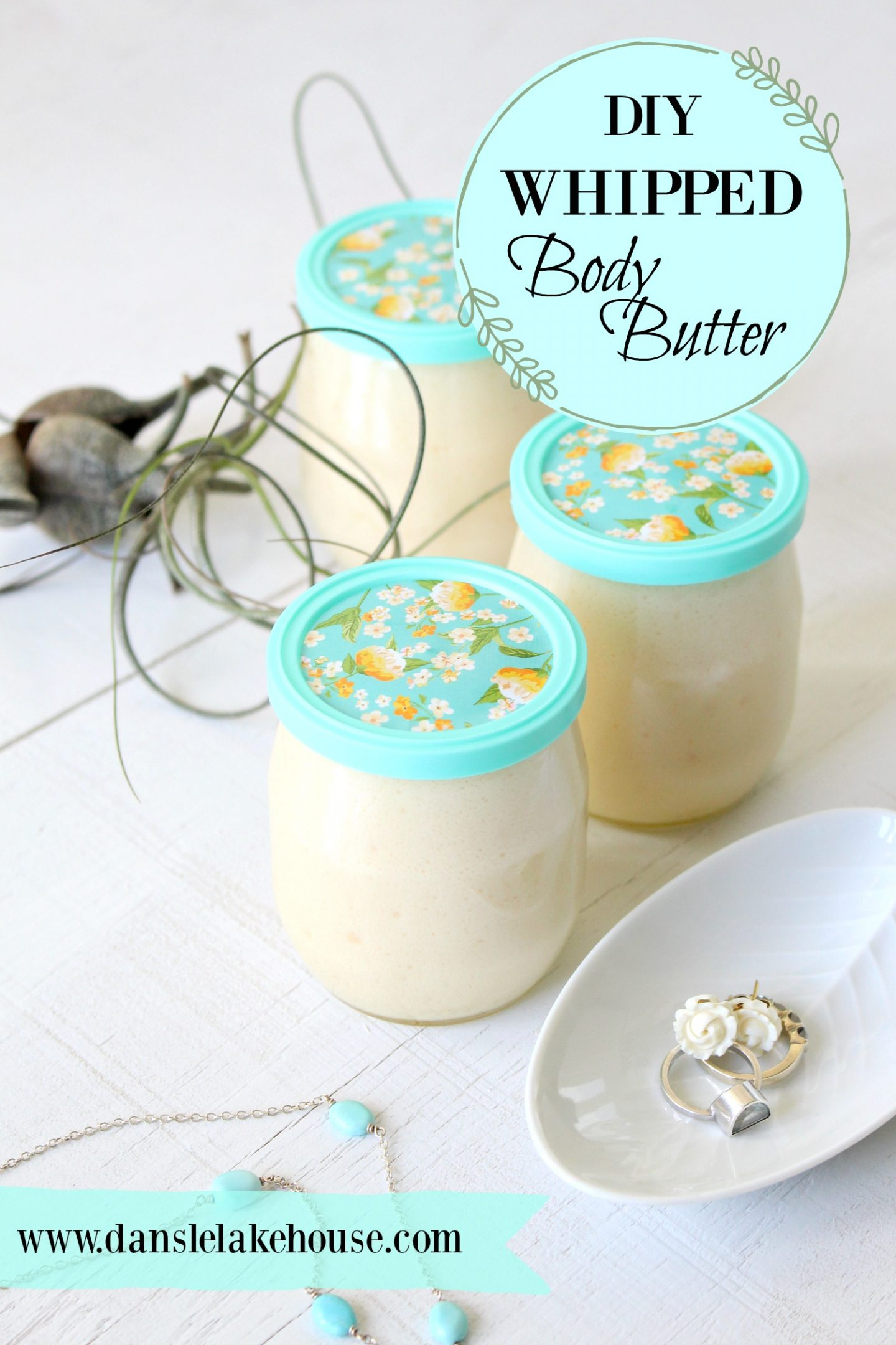 DIY Whipped Body Butter: how to fix DIY whipped body butter that won't whip