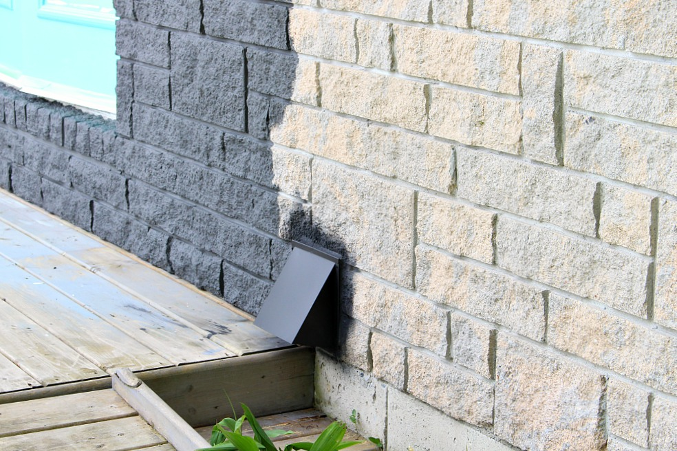 Charcoal Grey Painted Stone Exterior How To Safely Paint