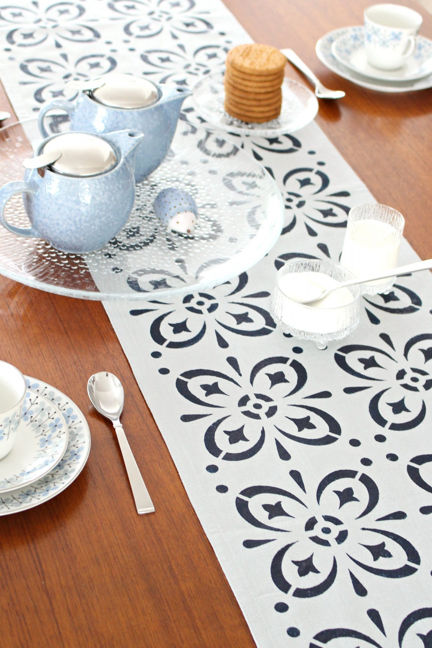 DIY Table Runner Idea