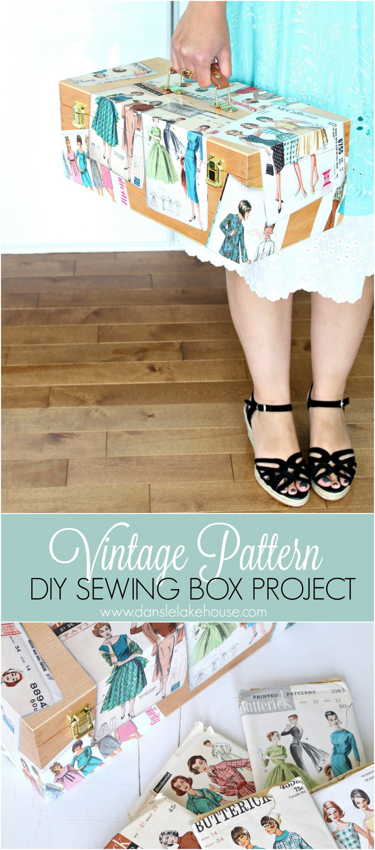 Vintage Pattern Craft