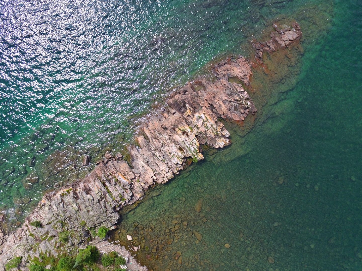 Digital Prints of Aerial Lake Superior Photography | Canvas Champ Review