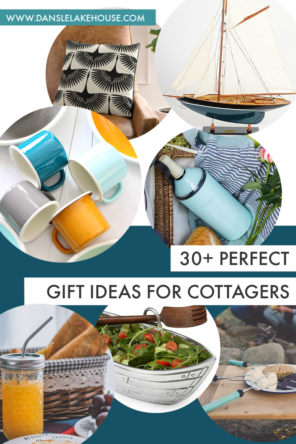 Holiday Gift Guide: Gifts for the Cottage 2018