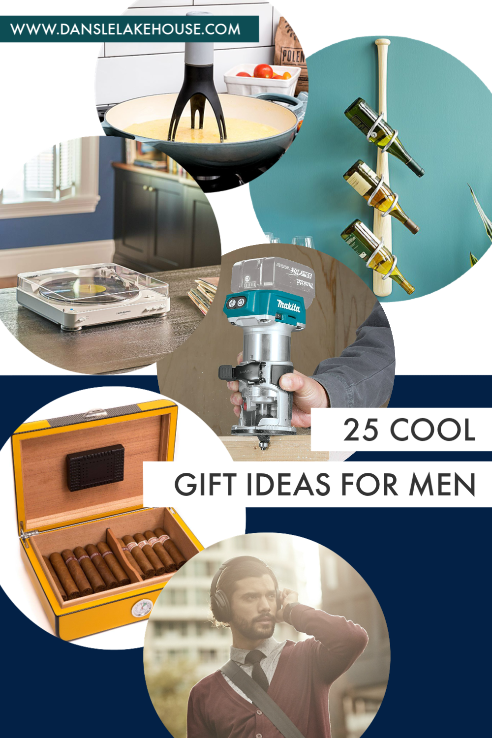 Holiday Gift Guide: 25 Gift Ideas for Men