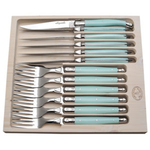 AQUA STEAK KNIVES