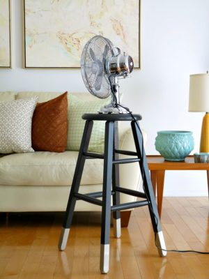 DIPPED LEG FURNITURE MAKEOVER