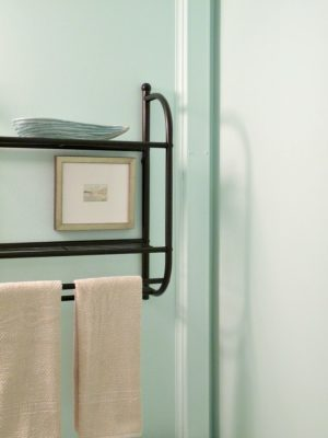 HOW TO DISGUISE WALL PIPES