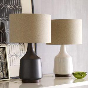 MATTE BLACK LAMP