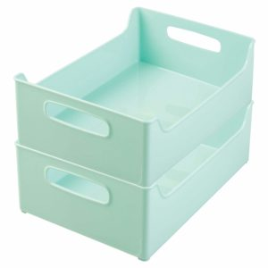 MINT STORAGE BINS
