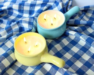 HANDMADE CITRONELLA CANDLES
