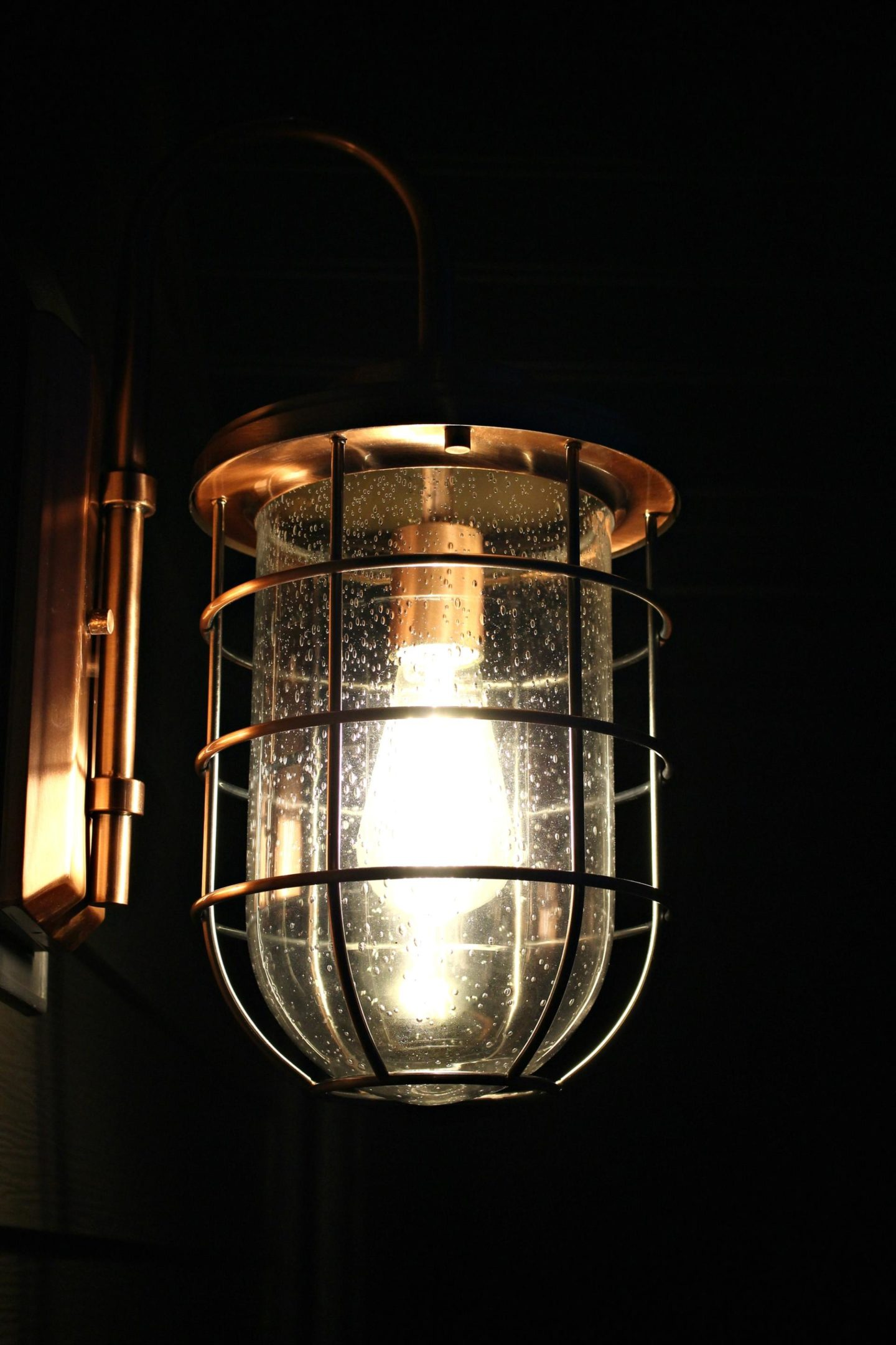 Nautical Style Outdoor Light