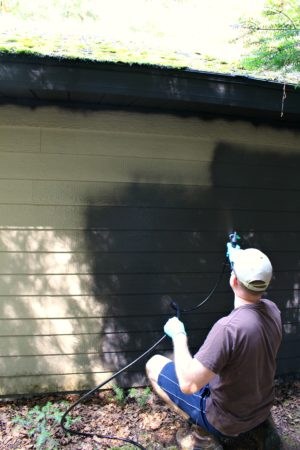 TIPS FOR PAINTING SIDING