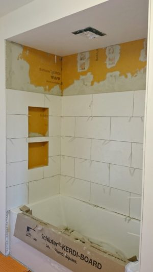 WHAT TO EXPECT TILING A BATHROOM