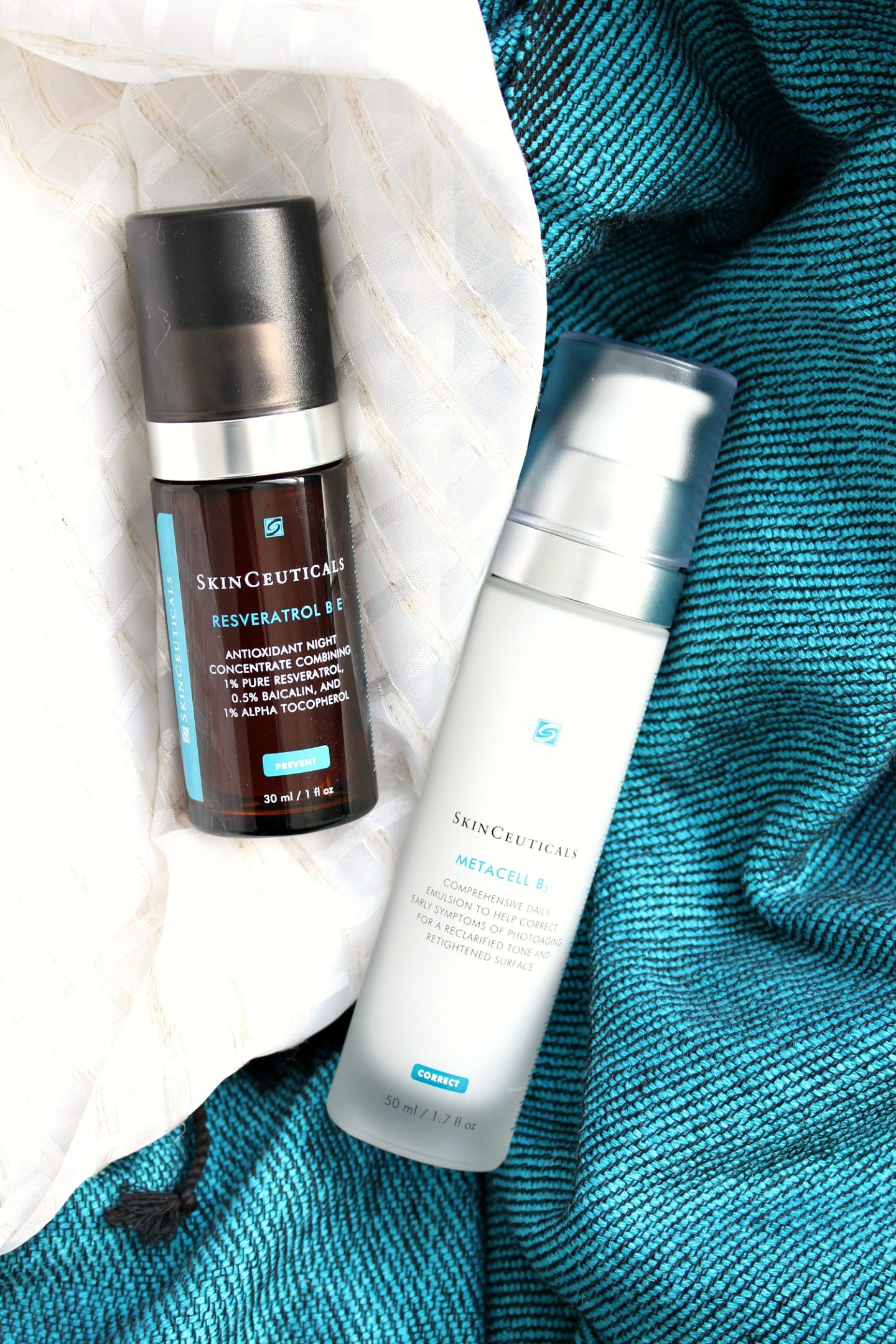 DIY Gift Basket for Beating Winter Blues | SkinCeuticals Review with BeautySense