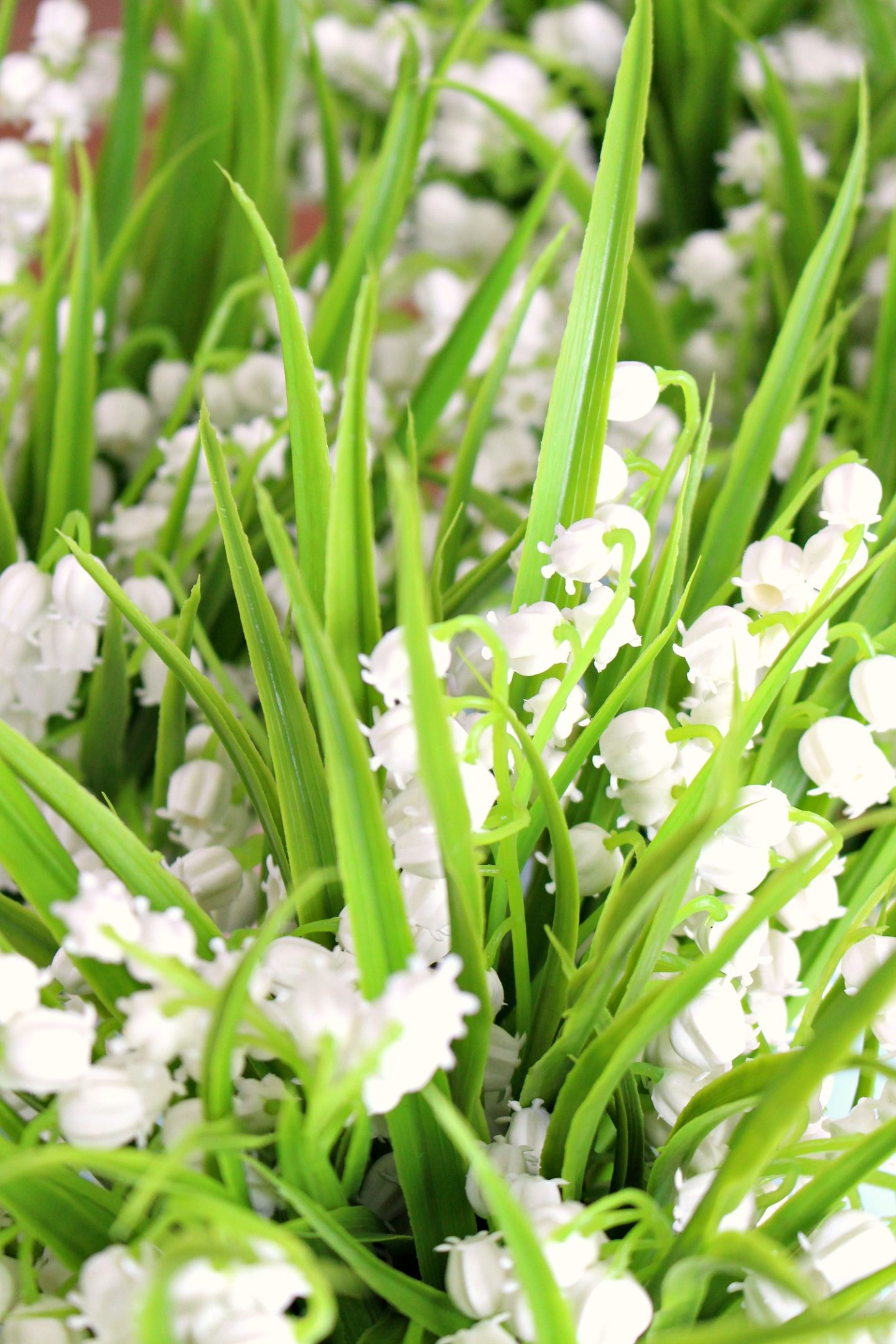 Artifical Lily of the Valley Flowers