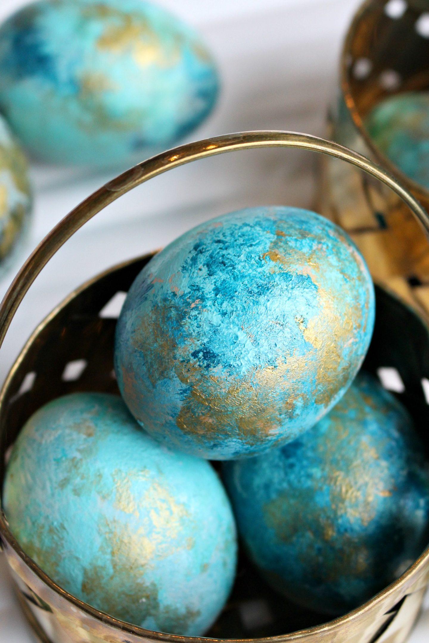 Creative Easte Egg Decorating Idea