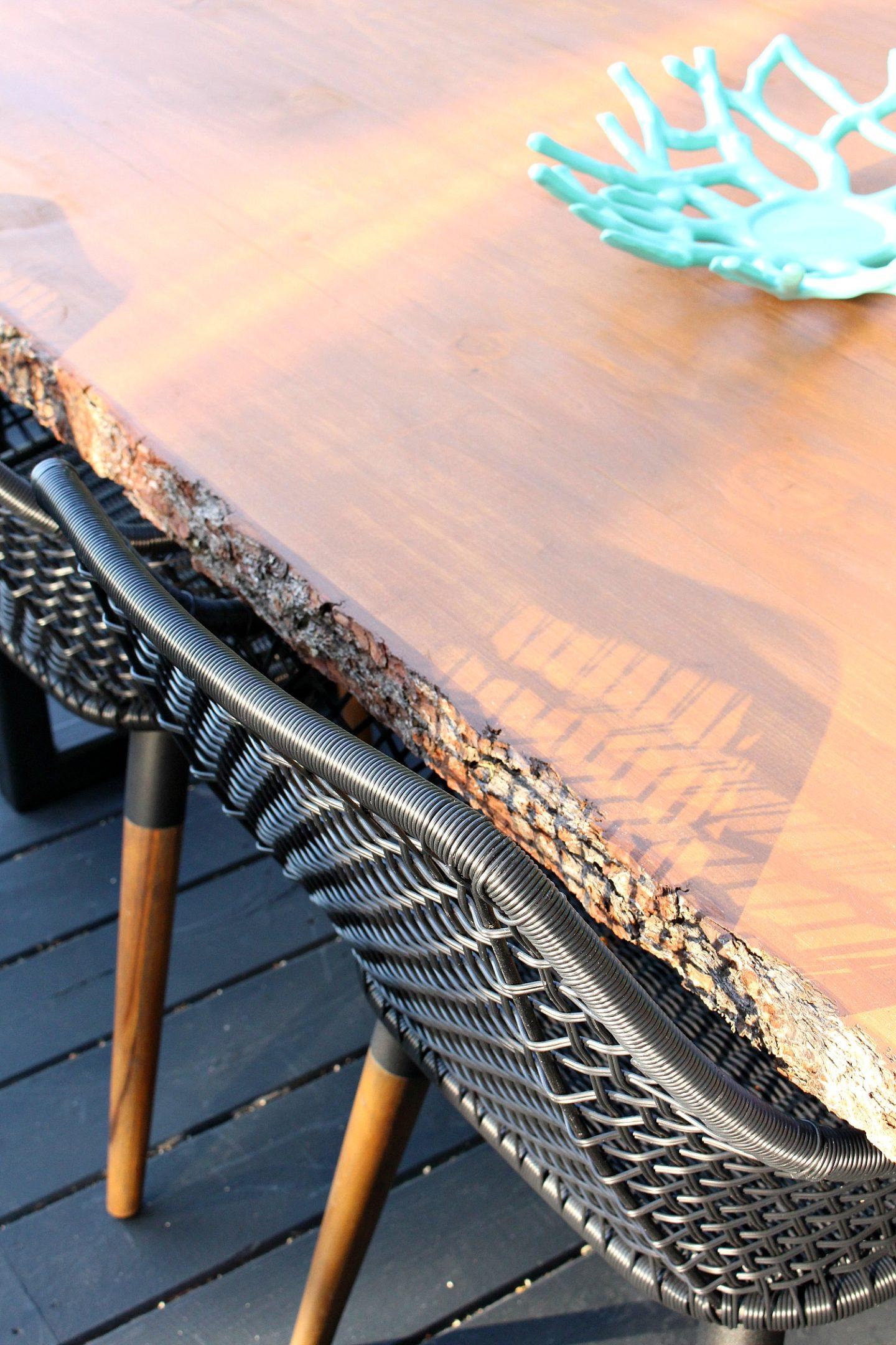 Live Edge Pine Table Tutorial