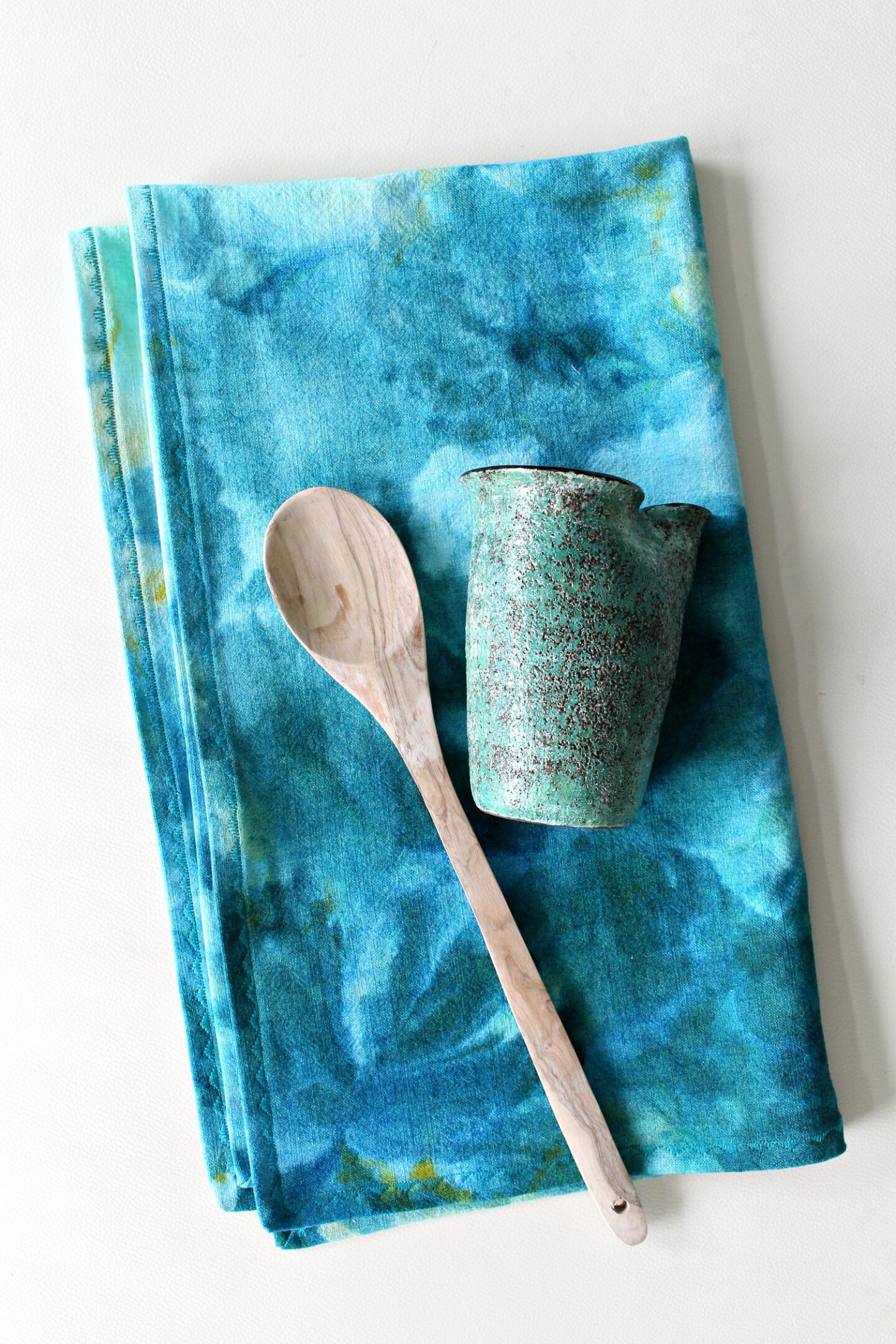 DIY Tea Towel Sewing Tutorial
