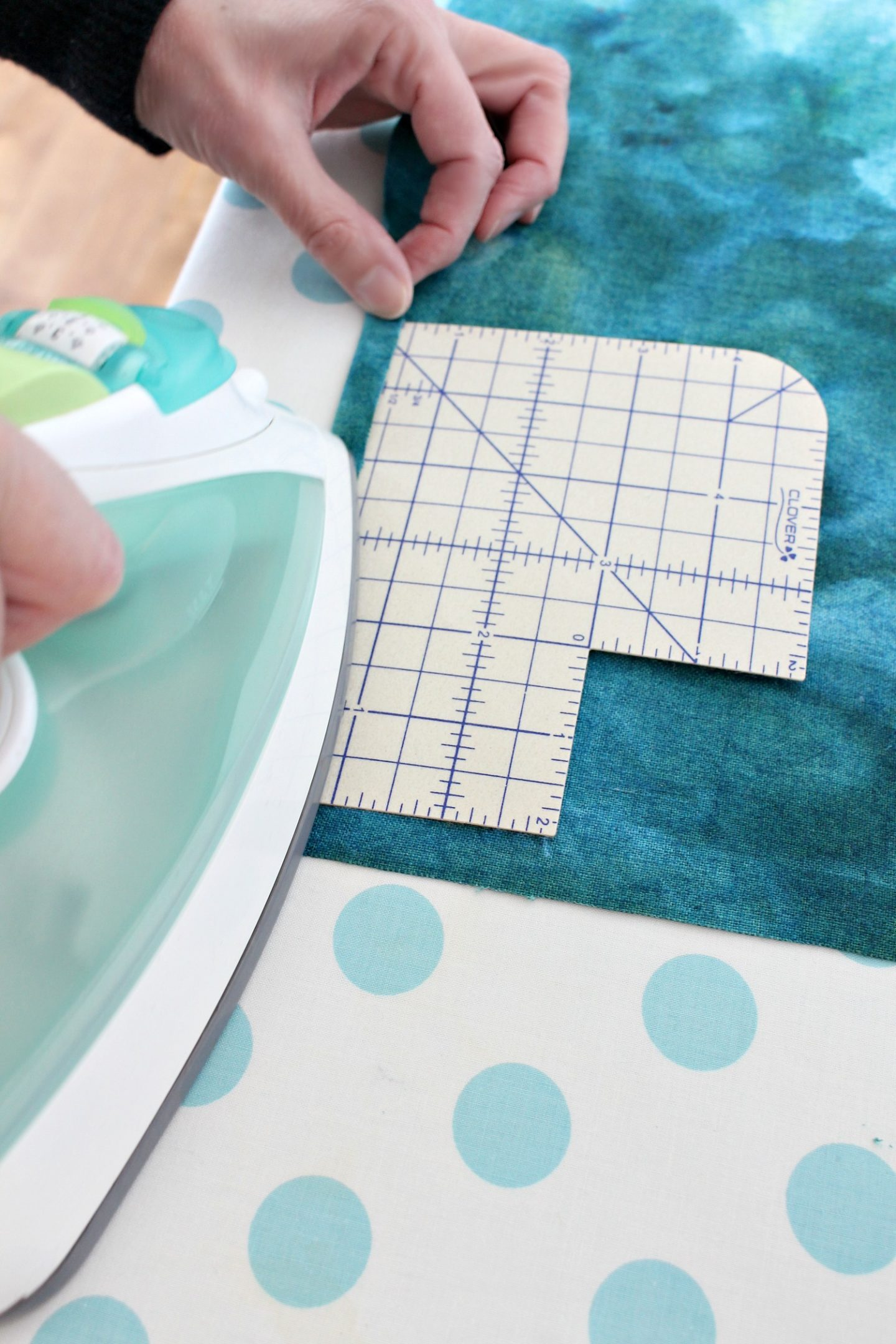 How to Hem Fabric Easily with a Hot Hemmer