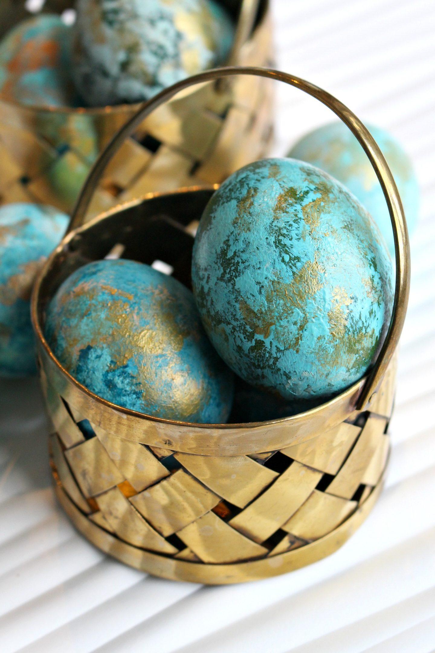 Easter Egg Decorating for Kids