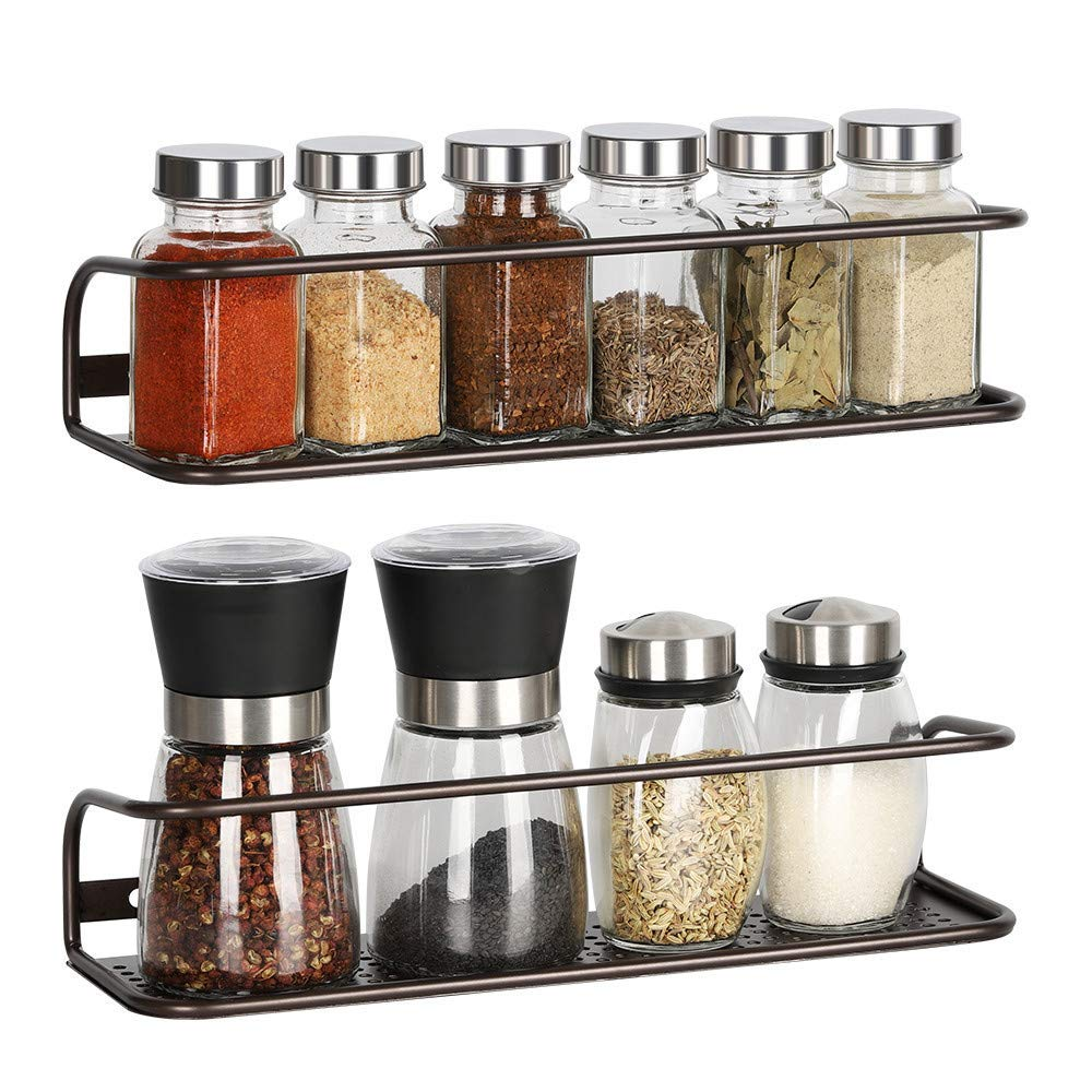 Modern Metal Spice Rack + 10 Modern Spice Storage Options