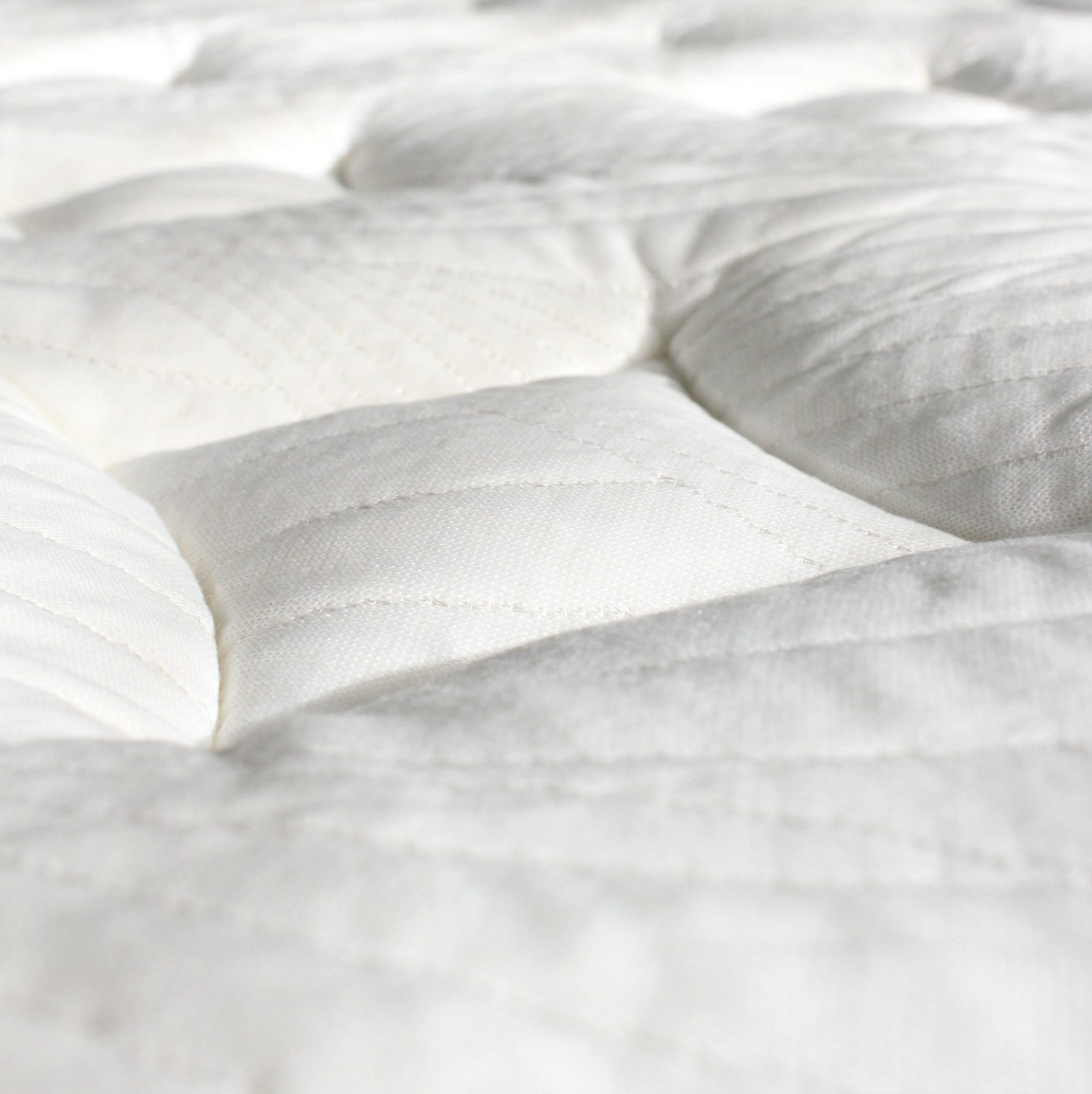 Foam Mattress with Pocket Coils