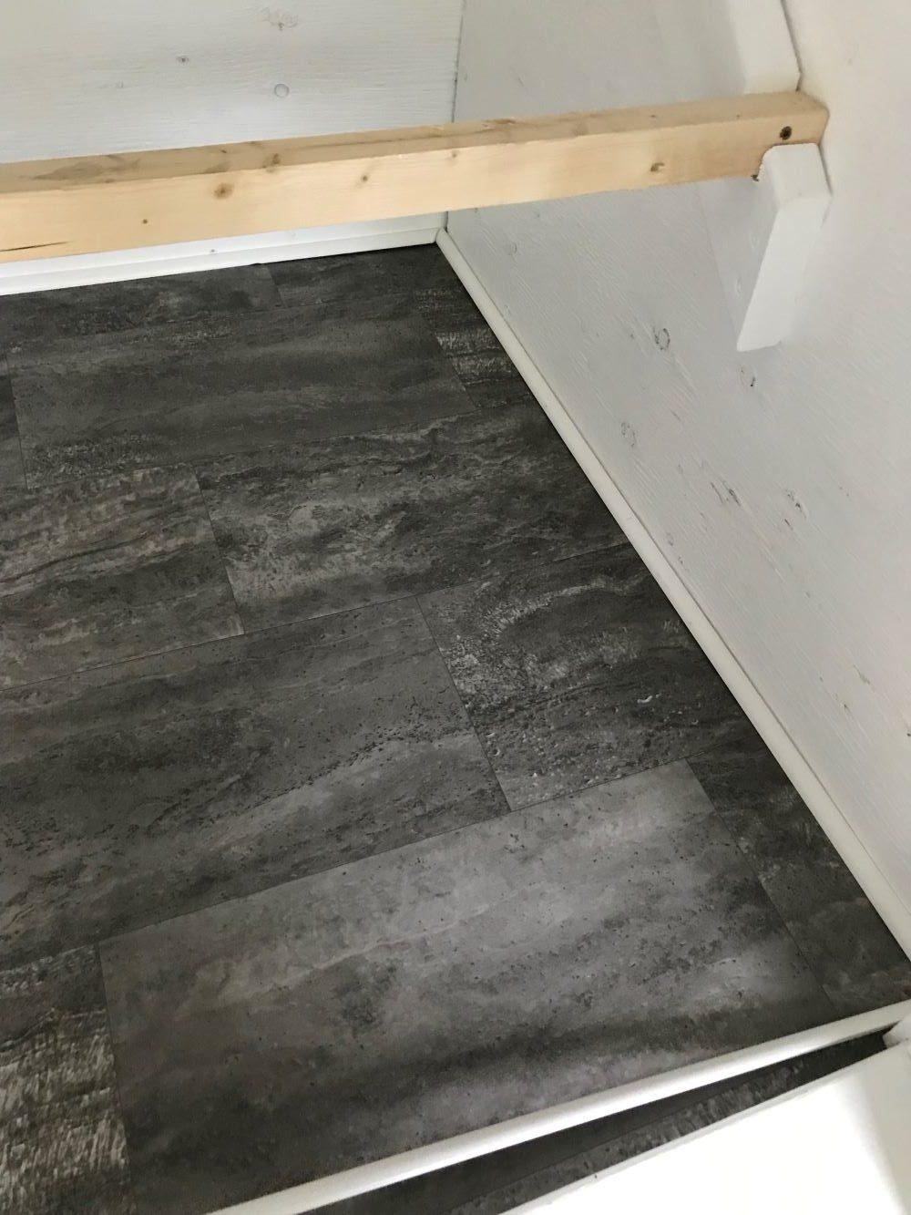 Vinyl Coop Flooring