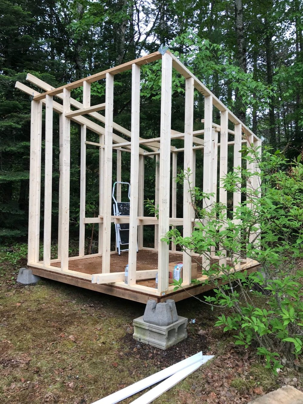Modern Chicken Coop Design Tutorial