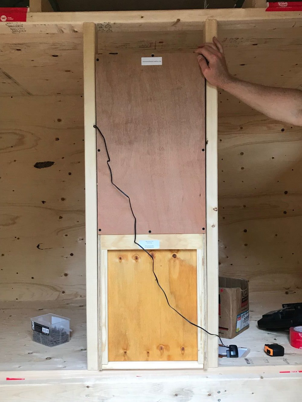 How to Install an Automatic Chicken Coop Door