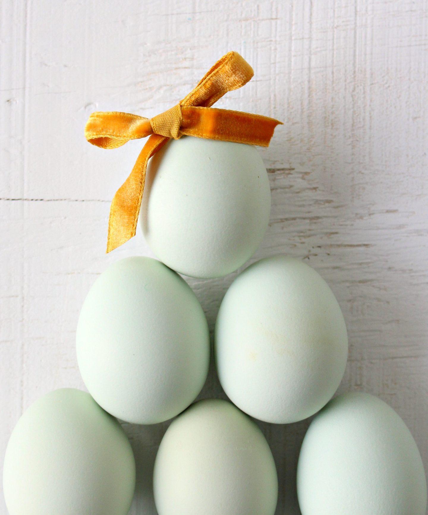 Tree Shaped Eggs