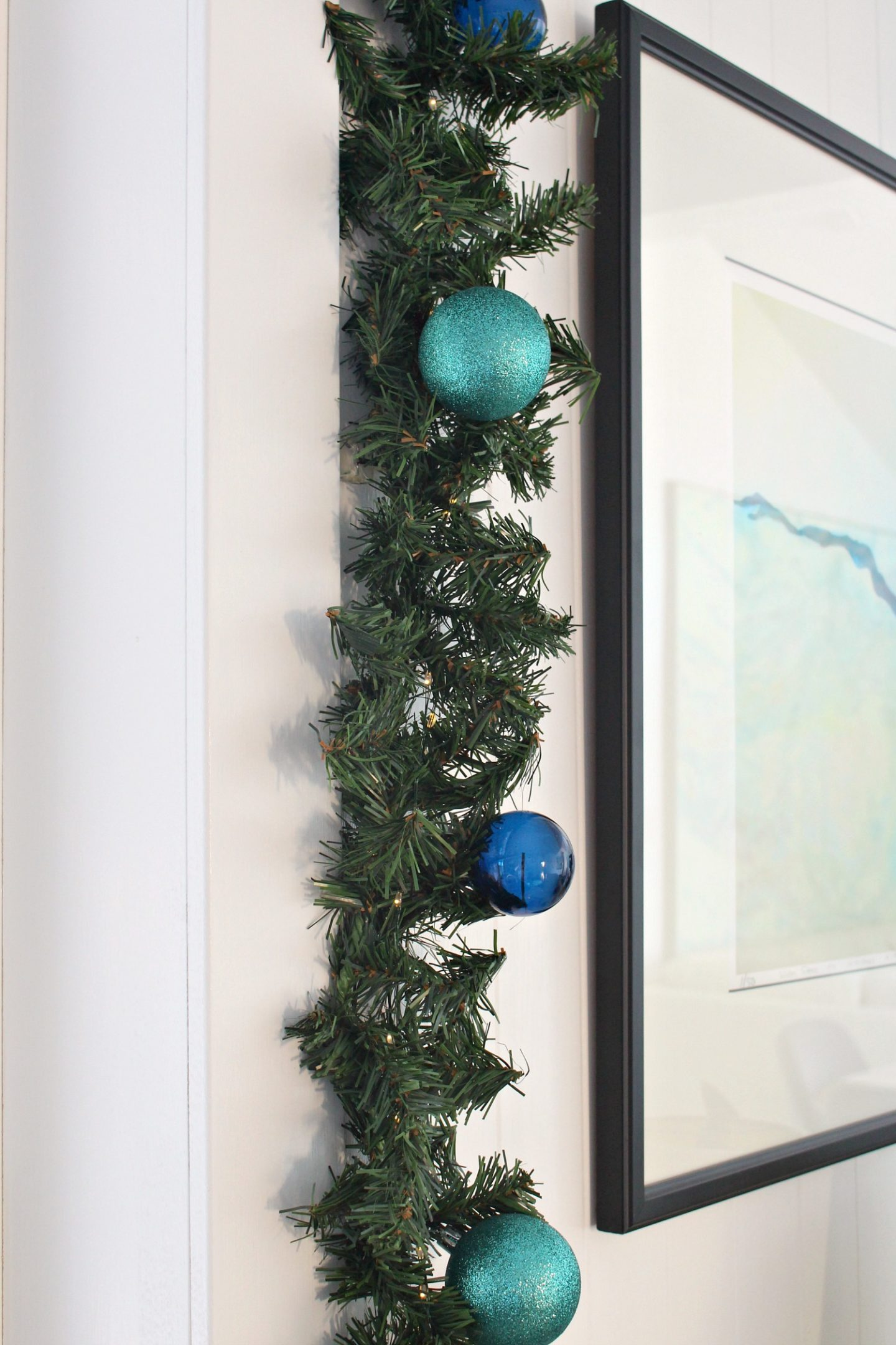 Dollar Store Garland DIY | Lighted Garland For Less