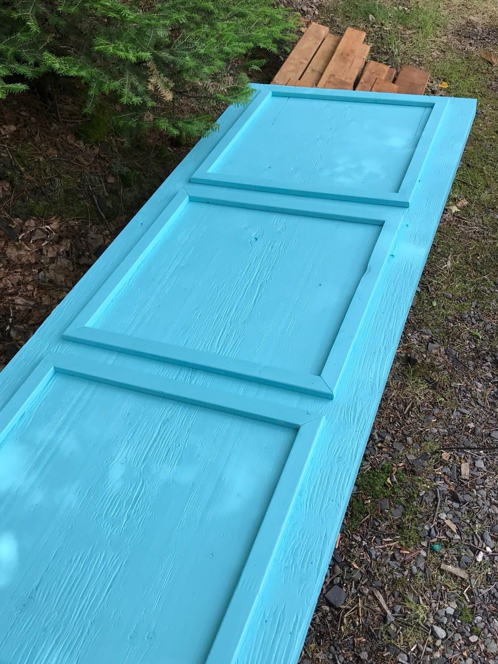 DIY Man Door for Chicken Coop