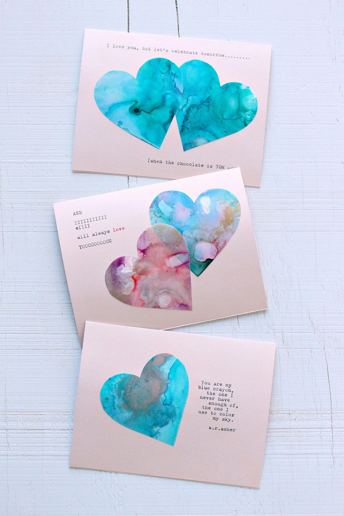 Kid-Friendly DIY Valentine's Day Cards