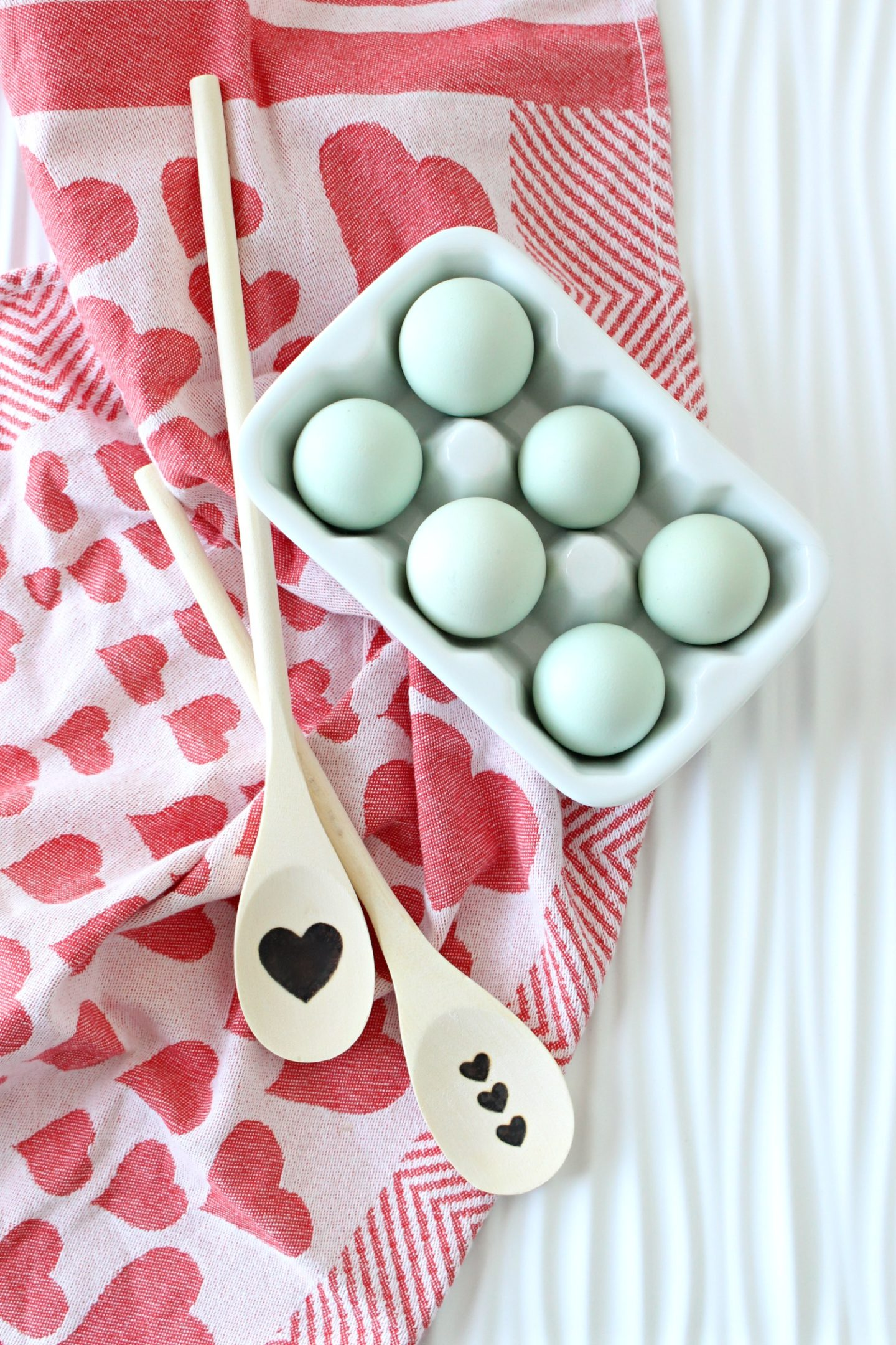Easy DIY Valentine's Day Gift Idea for Cooks
