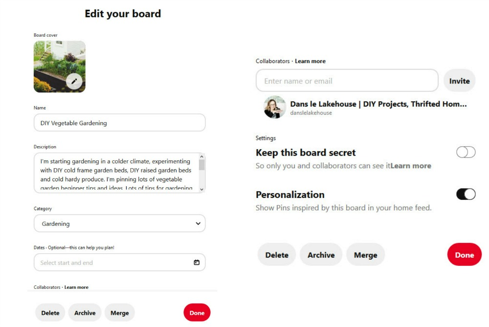How to Create the Best Pinterest Boards