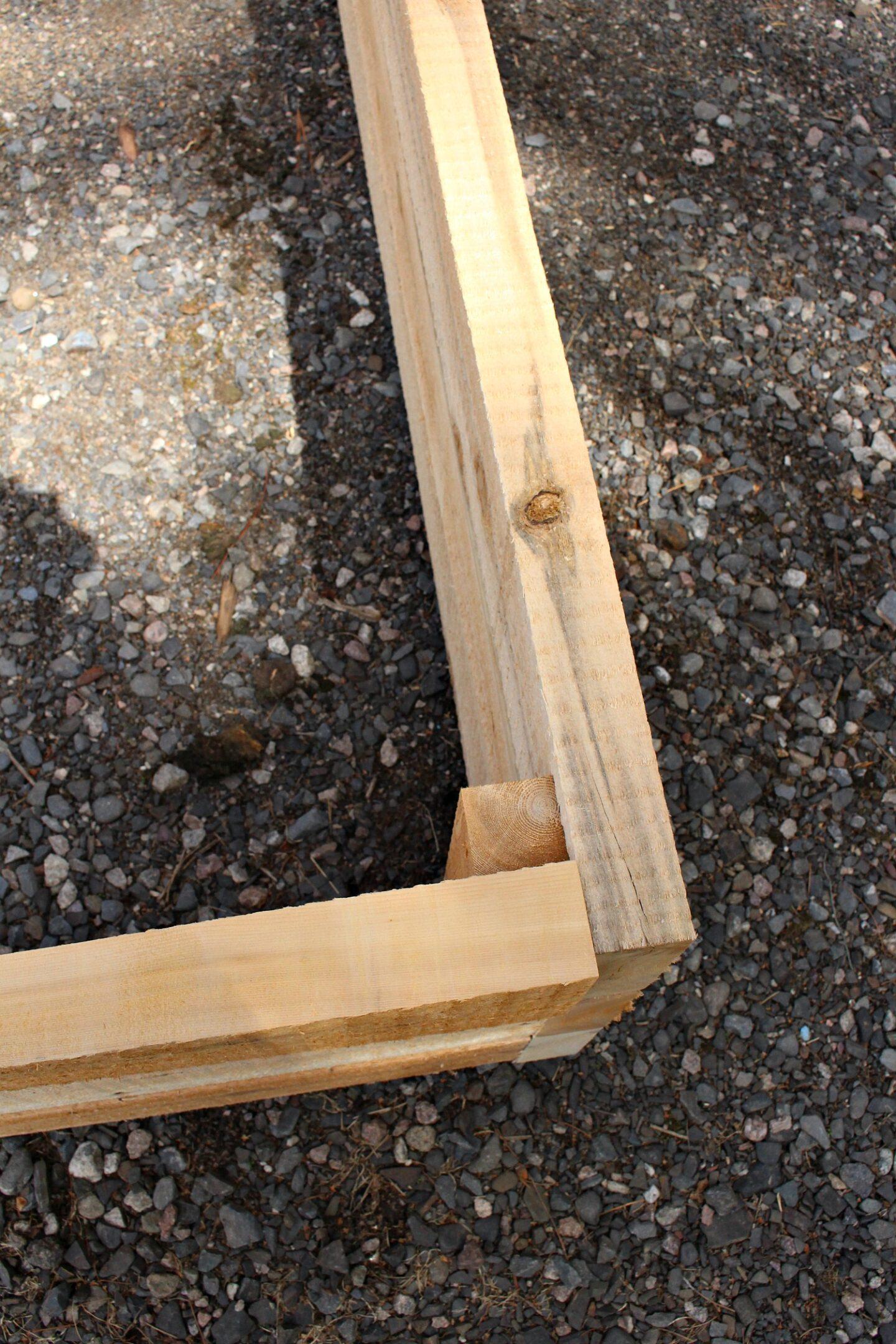 How to Build Garden Boxes