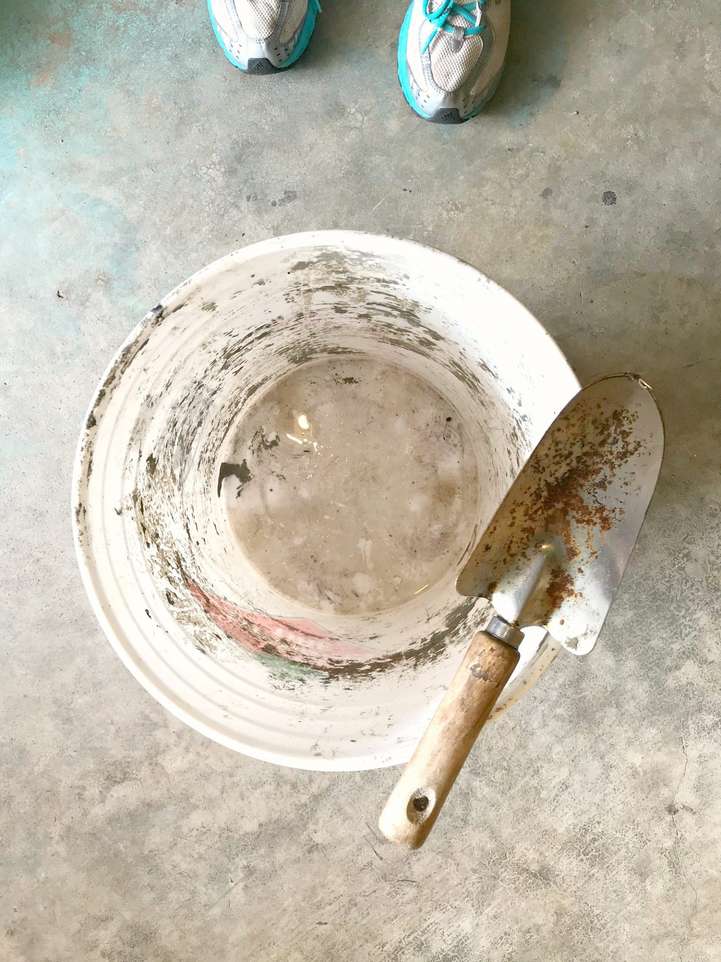 Concrete Bowl Supplies