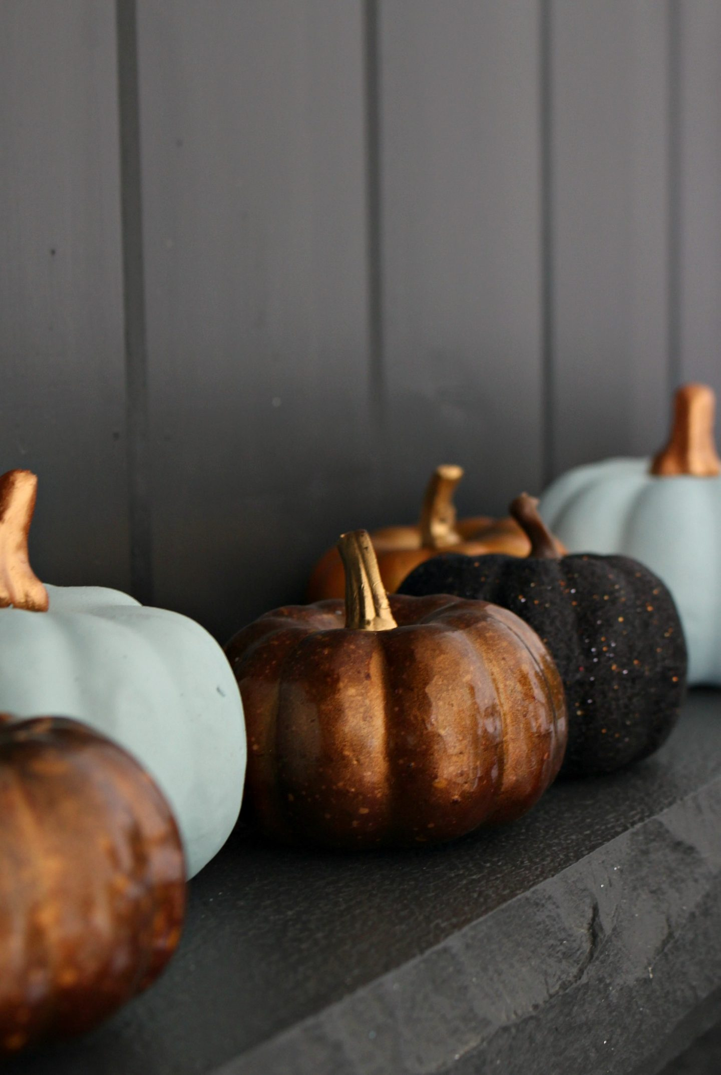 Minimalist Fall Home Tour + Fall Decorating Blog Hop