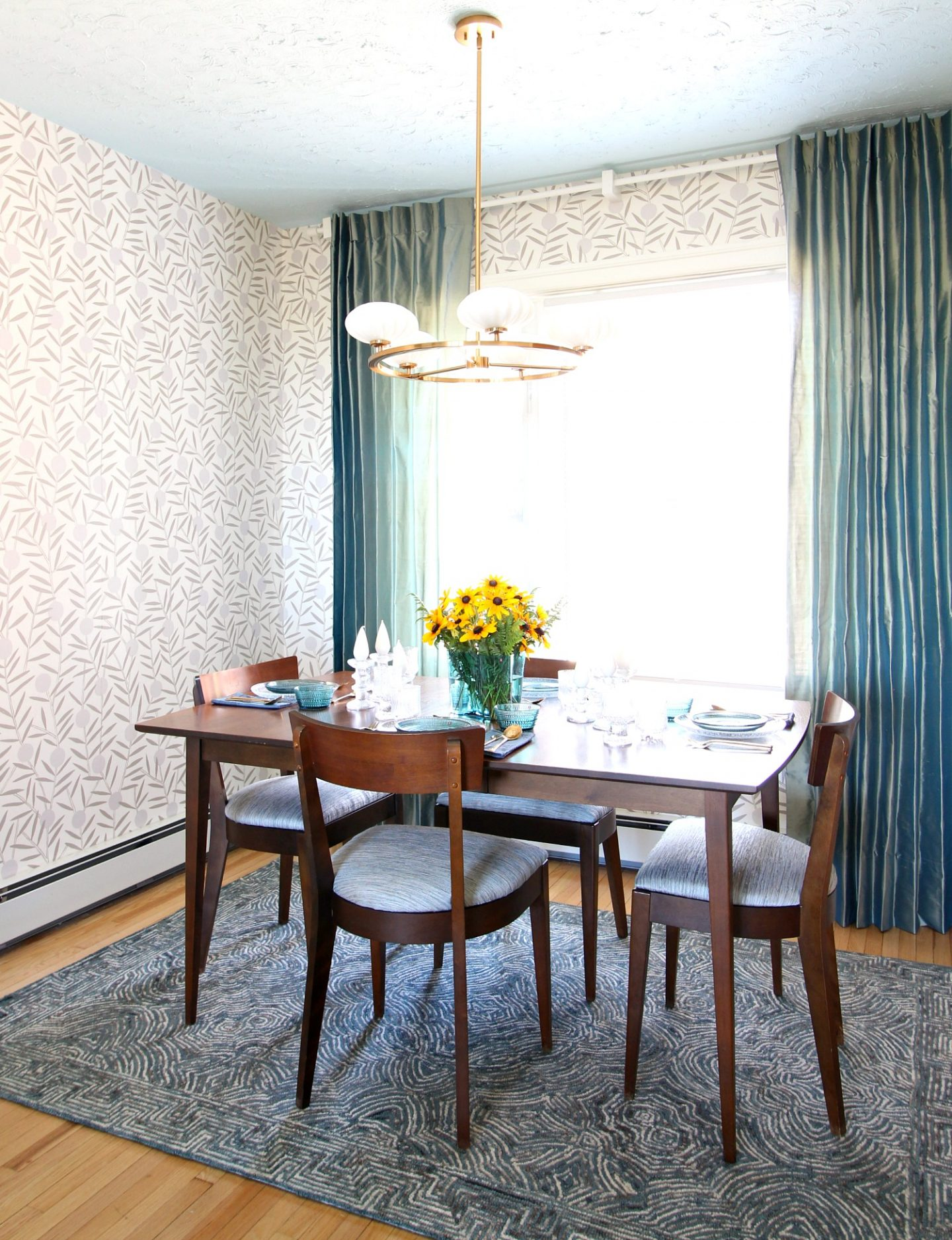 How to Hang Hygge & West Wallpapers